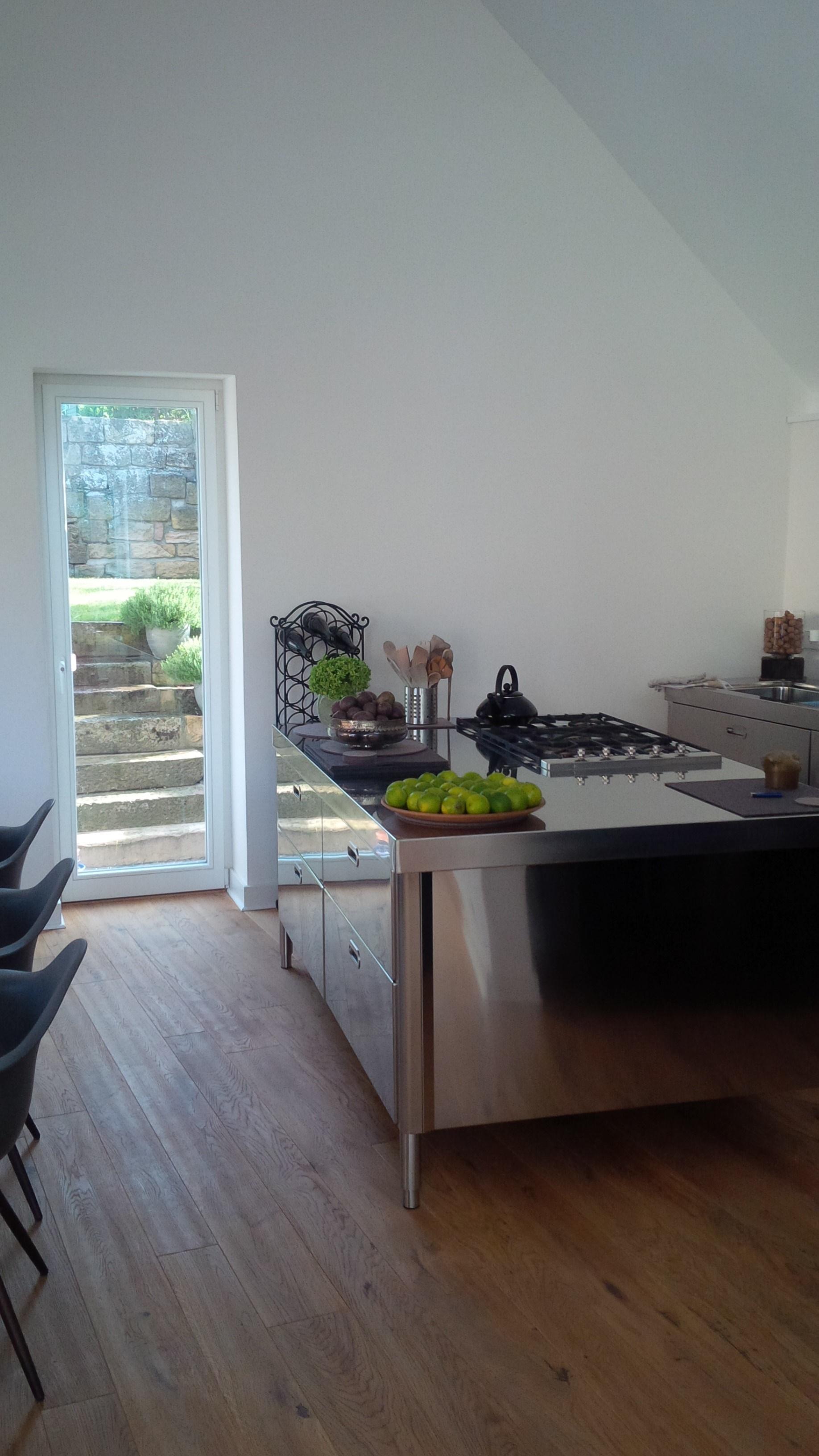 alpes inox edle k chen edelstahlm bel edelstahlk chen edelstahlkamine blog. Black Bedroom Furniture Sets. Home Design Ideas