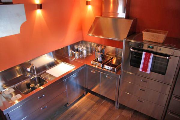 Emejing Cucine Alpes Inox Photos - Home Design - joygree.info